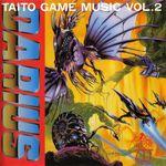 Pochette Darius -TAITO GAME MUSIC VOL. 2- (OST)