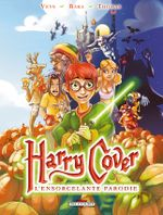 Couverture L'Ensorcelante Parodie - Harry Cover, tome 1
