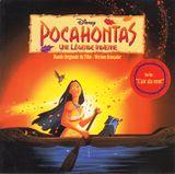 Pochette Pocahontas (OST)