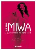 Affiche Miwa, à la recherche du lézard noir
