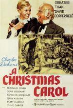 Affiche A Christmas Carol