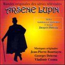 Pochette Bandes originales des séries télévisées Arsène Lupin (OST)