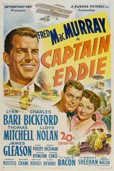 Affiche Captain Eddie