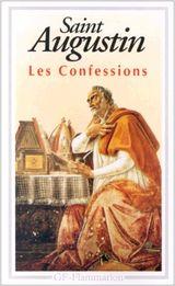 Couverture Les Confessions