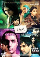Affiche Afia Megha Abhimanu Omar