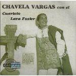 Pochette Chavela Vargas con el Cuarteto Lara Foster