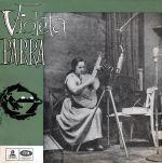 Pochette El folklore de Chile, vol. I: Violeta Parra, canto y guitarra