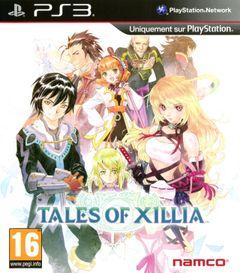 Jaquette Tales of Xillia