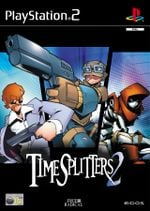 Jaquette TimeSplitters 2