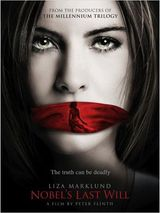 Affiche Annika Bengtzon : Le testament de Nobel
