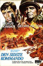 Affiche Deux salopards en enfer