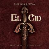 Pochette El Cid - Music From The Samuel Bronston Production (OST)