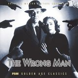 Pochette The Wrong Man (OST)