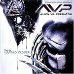 Pochette Alien vs. Predator (OST)