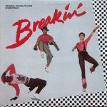 Pochette Breakin' (OST)