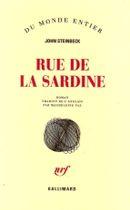 Couverture Rue de la Sardine