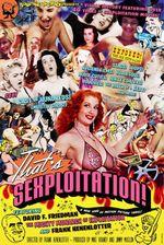 Affiche That's Sexploitation !