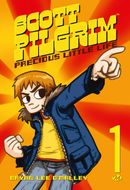 Couverture Precious Little Life - Scott Pilgrim, tome 1