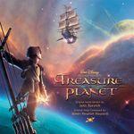Pochette Treasure Planet (OST)