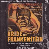 Pochette The Bride of Frankenstein (OST)