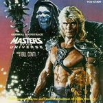 Pochette Masters of the Universe (OST)