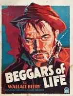 Affiche Les Mendiants de la vie