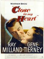 Affiche Close to My Heart