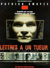 Affiche Lettres à un tueur