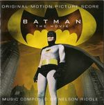 Pochette Batman: Original Motion Picture Soundtrack (OST)