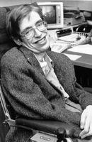 Photo Stephen Hawking