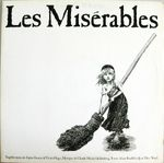 Pochette Les Misérables: Original French Concept Album (OST)