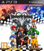 Jaquette Kingdom Hearts 1.5 HD ReMIX