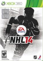 Jaquette NHL 14