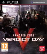 Jaquette Armored Core: Verdict Day