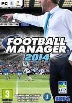 Jaquette Football Manager 2014