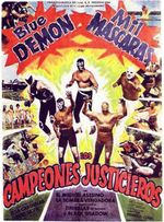 Affiche The Champions of Justice