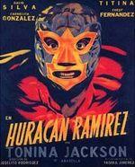 Affiche Huracán Ramírez