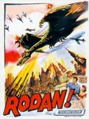 Affiche Rodan