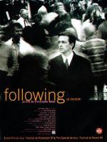 Affiche Following (Le Suiveur)
