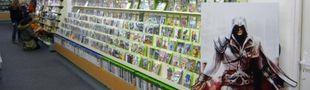 Cover Vendeur de jeux vidéo: un florilège