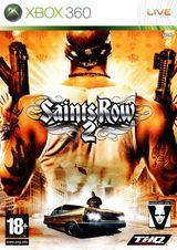 Jaquette Saints Row 2