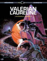 Couverture Valérian et Laureline : L'Intégrale, tome 2