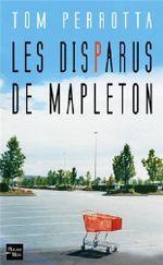 Couverture Les Disparus de Mapleton