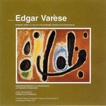 Pochette Music of Edgar Varèse