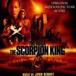 Pochette The Scorpion King: Original Motion Picture Score (OST)