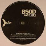 Pochette Last Life EP (EP)