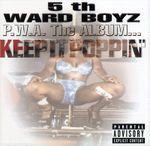 Pochette P.W.A. The Album: Keep It Poppin'