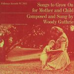 Pochette Songs to Grow On for Mother and Child