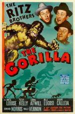 Affiche The Gorilla