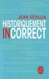 Couverture Historiquement incorrect